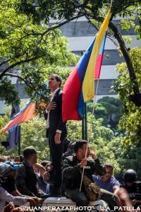 Guaidó recorre Barquisimeto y lo reciben con los brazos abiertos (Foto y Video)