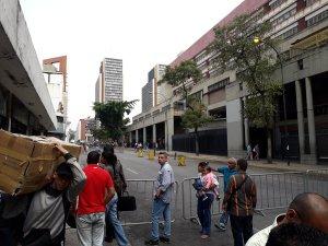EN FOTOS: GNB mantiene custodiado el Palacio de Justicia por audiencia de Juan Requesens