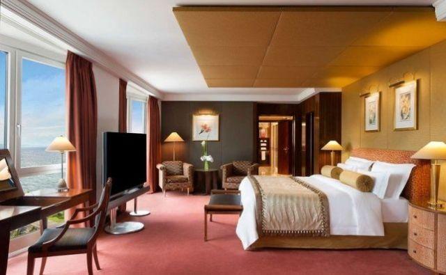 Bienvenidos a la suite más cara del mundo