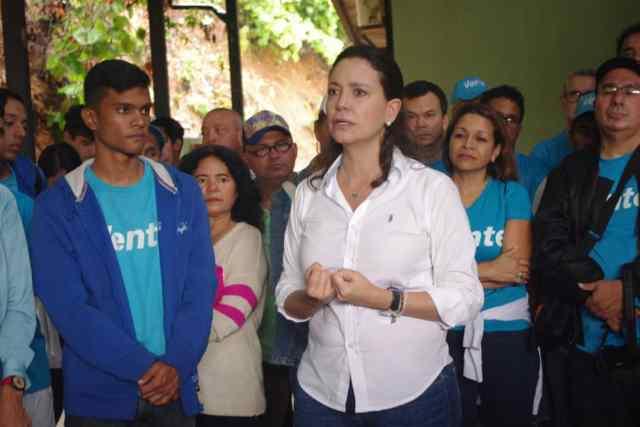 María Corina desde Portuguesa: Venezuela es liberal y la campaña es contra el socialismo