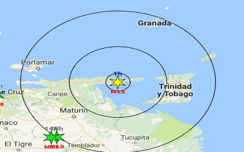 Desaparecidos 33 venezolanos al naufragar peñero que viajaba de Güiria a Trinidad
