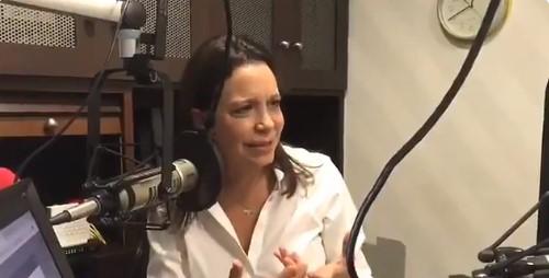 María Corina: Le he dado todo el apoyo a Juan Guaidó a través de la ruta del artículo 233 (VIDEO)
