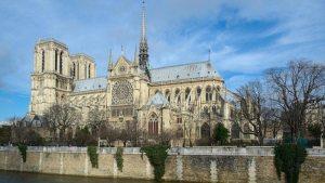 Cabezas guillotinadas, un demonio oculto, cameos y otros secretos de Notre Dame de París (Fotos)