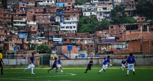 Foto cortesía. Street football World