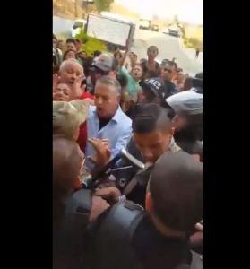 EN VIDEO: El ENCONTRONAZO de José Vicente Rángel Ávalos con el Faes tras muerte de delincuentes en Petare