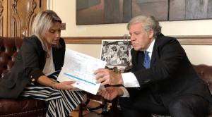 Abogada Lilia Camejo denuncia ante Almagro estado crítico de 193 militares presos políticos en Venezuela