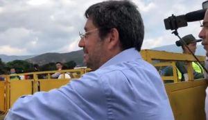 """""""Te quedan poquitos días"""": Embajador de Colombia en EEUU vaticinó el futuro de Diosdado"""