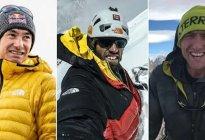 Dan por muertos a tres destacados alpinistas tras avalancha en Canadá