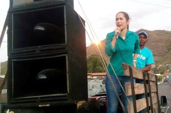 Astrid Silvestri: El socialismo es el enemigo de Venezuela