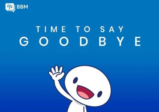 ¡Adiós al pin! BlackBerry Messenger dejará de funcionar a partir del 31 de mayo