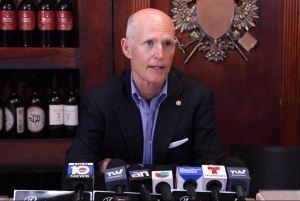 Senador Rick Scott realizará gira por latinoamérica para tratar crisis de Venezuela