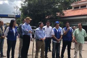 Embajador de Colombia en EEUU dice que atenderán a militares venezolanos en Cúcuta (Video)