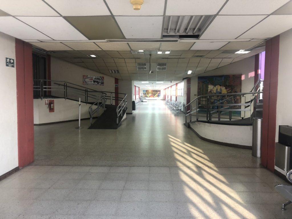 Escombros de Maduro: El aeropuerto de Maracaibo, severamente deteriorado (FOTOS)