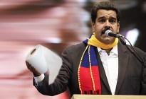 Venden papel higiénico con la cara de Nicolás Maduro para recaudar fondos para los venezolanos (FOTOS)
