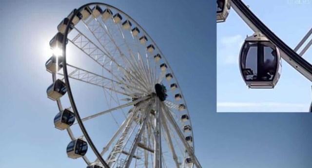 VIDEO: Grabaron a una pareja teniendo sexo en pleno Festival de Coachella