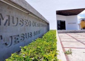 Hurtaron en el Museo Jesús Soto