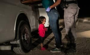 La imagen de la niña llorando en la frontera de Texas gana el World Press Photo