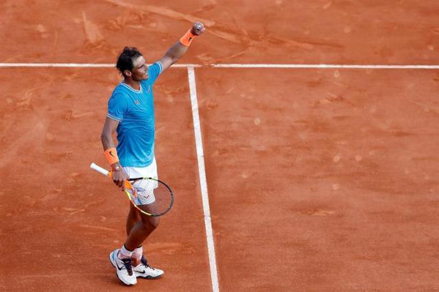 Nadal resiste ante Pella y pasa a semifinales en Montecarlo
