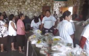 AN entrega alimentos en zonas vulnerables de Santa Elena de Uairén (Video)