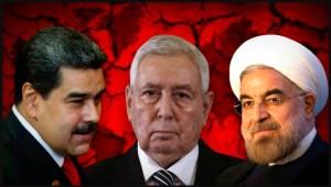 Venezuela, Irán y Argelia: tres crisis en tres continentes distintos pero con muchas cosas en común
