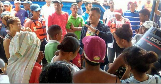 Guardia costera de Trinidad y Tobago colabora en la búsqueda de venezolanos desaparecidos