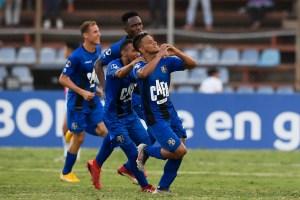Zulia FC consiguió valioso triunfo ante Palestino por Copa Sudamericana