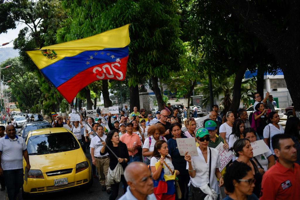 Observatorio Venezolano de Conflictividad Social registró en agosto 783 protestas