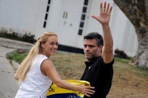 Leopoldo López ya está en Madrid junto a su familia #25Oct