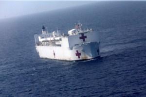 Comando Sur informa que buque hospital irá a 11 países para mitigar impacto de crisis venezolana