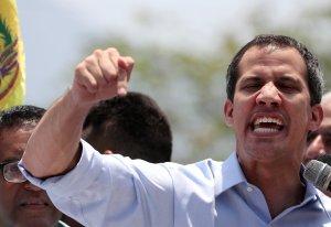 Guaidó pidió no desestimar ningún mecanismo: Vamos a hacer lo necesario para lograr la libertad