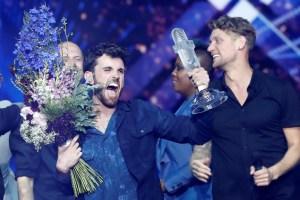 Holanda gana el festival de Eurovisión en Israel (Video)