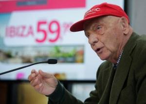 Escuderías rendirán tributo a Niki Lauda en Gran Premio de Mónaco