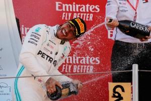 Hamilton lidera la primera práctica en Mónaco
