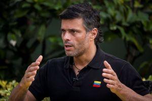 Leopoldo López: Narcotraficantes y terroristas no representan a los venezolanos trabajadores y honestos