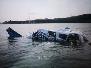 Sube a cinco el número de muertos en el accidente de una avioneta en Honduras