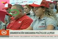 ¿Preocupado? Las horrorosas ojeras de Diosdado Cabello que no tapa ni un buen maquillaje (FOTO)