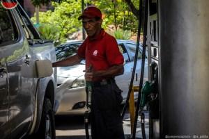 Dirigentes del Psuv tienen privilegios para echar gasolina en Barquisimeto (FOTO)