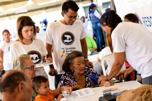 En campamento humanitario atienden a comunidades de la parroquia Coquivacoa en Maracaibo (FOTOS)
