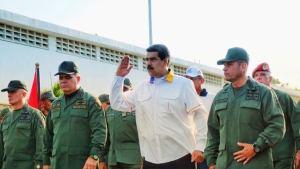 ALnavío: Hay quiebres y rupturas en las fuerzas que acompañan a Nicolás Maduro
