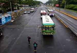 En imágenes: Nicaragua se paralizó por 24 horas para exigir la libertad de los presos políticos