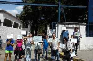 Denuncian construcción ilegal dentro de los terrenos de la Escuela de Enfermería de la UCV