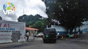 Familiares de presos fallecidos en calabozos de Acarigua exigen entrega de los cuerpos #25May (Video)