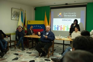 Calderón Berti y 90 organizaciones atenderán a los migrantes venezolanos en Colombia (Videos)