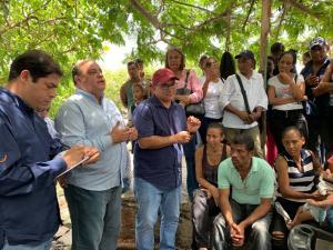 Carlos Valero: Internacionalizaremos la búsqueda de las 57 personas desaparecidas en las embarcaciones de Güiria