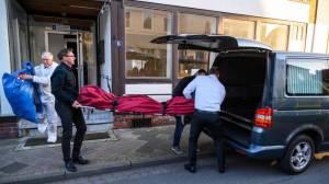 Una de las víctimas de los asesinatos de la ballesta en Alemania era un gurú