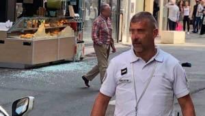 Varios heridos por explosión en una calle en la ciudad francesa de Lyon