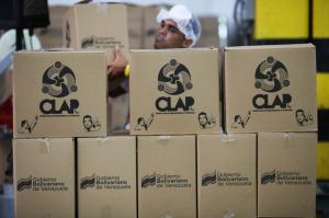 Ni las cajas Clap se salvan del déficit alimentario agudizado por el régimen de Maduro