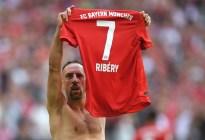 Ribery descarta terminar su carrera en Francia