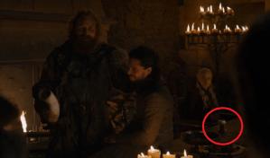 """HBO explica el """"pequeño error"""" en el último episodio de Game of Thrones que se hizo viral"""