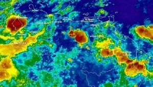 El estado del tiempo en Venezuela este viernes #24May, según el Inameh